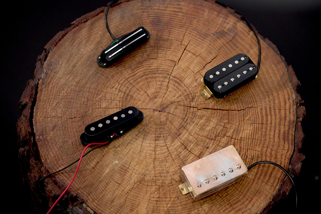 Custom Verve Pickups