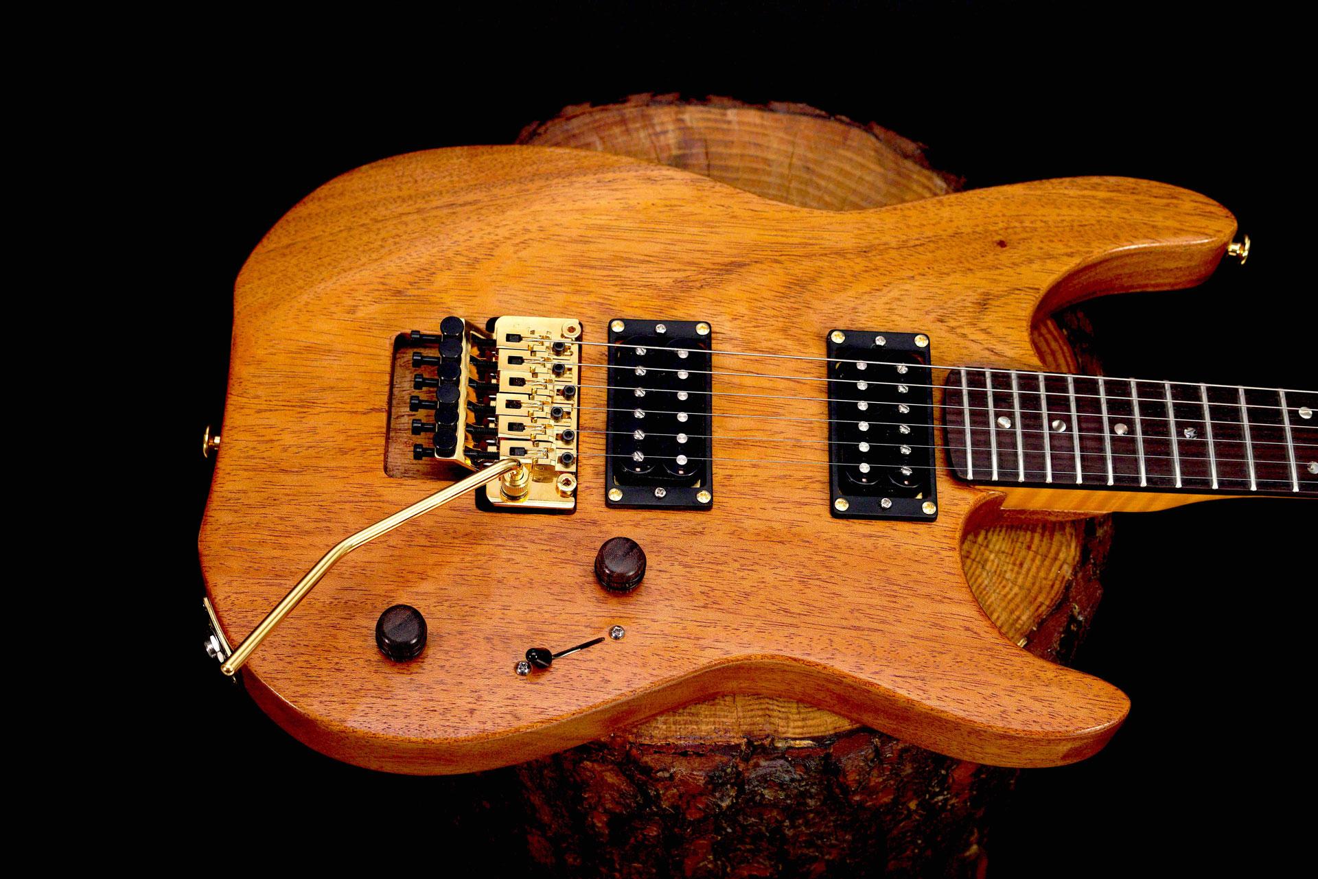 Verve Exotic Series - Verve Guitars